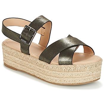 Sapatos Mulher Sandálias MTNG VATIXIO Preto