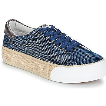 Sapatos Mulher Sapatilhas MTNG ERTIMOR Marinho