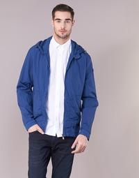 Textil Homem Corta vento Serge Blanco MONTREAL Azul