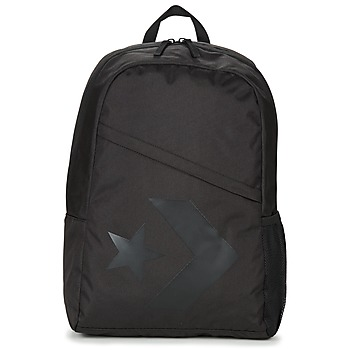 Malas Mochila Converse SPEED BACKPACK STAR CHEVRON Preto