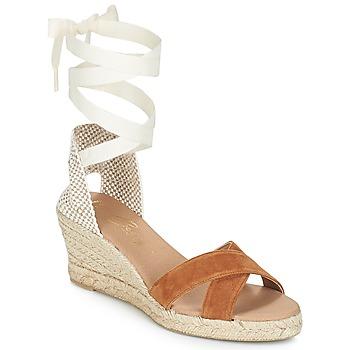 Sapatos Mulher Sandálias Betty London IDILE Castanho