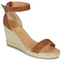 Sapatos Mulher Sandálias Betty London INDALI Castanho