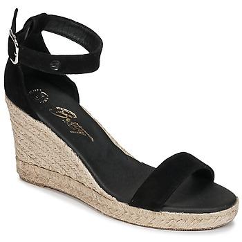 Sapatos Mulher Sandálias Betty London INDALI Preto