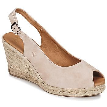 Sapatos Mulher Sandálias Betty London INANI Rosa / Claro