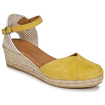 Sapatos Mulher Sandálias Betty London INONO Amarelo