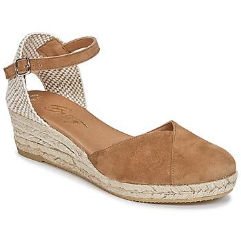 Sapatos Mulher Sandálias Betty London INONO Camel