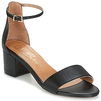 Sapatos Mulher Sandálias Betty London INNAMATA Preto