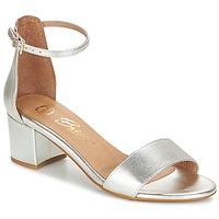 Sapatos Mulher Sandálias Betty London INNAMATA Prata