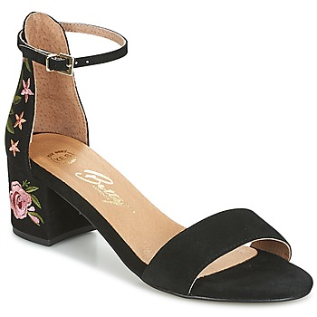 Sapatos Mulher Sandálias Betty London INNUMUTU Preto