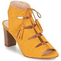 Sapatos Mulher Sandálias Betty London EVENE Amarelo