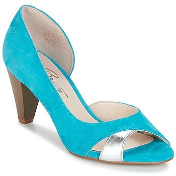 Sapatos Mulher Sandálias Betty London IMIMI Azul
