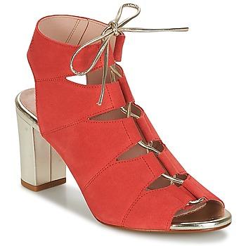Sapatos Mulher Sandálias Betty London INALU Vermelho