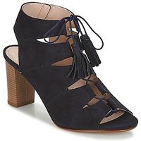Sapatos Mulher Sandálias Betty London EVENE Azul / Marinho