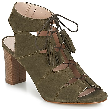 Sapatos Mulher Sandálias Betty London EVENE Cáqui