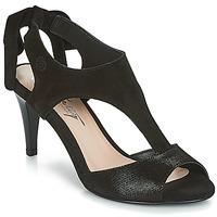 Sapatos Mulher Sandálias Betty London INILAVE Preto