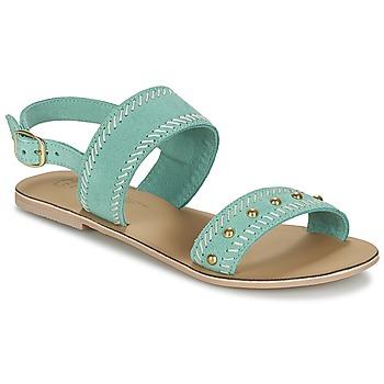 Sapatos Mulher Sandálias Betty London IKARI Azul