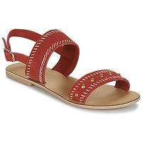 Sapatos Mulher Sandálias Betty London IKARI Vermelho