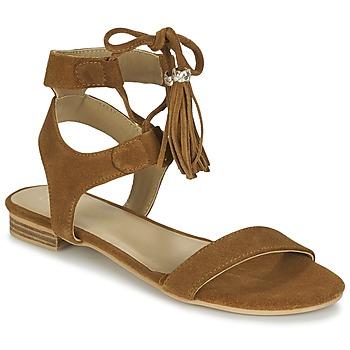 Sapatos Mulher Sandálias Betty London IKARA Castanho