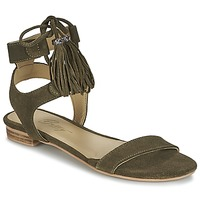 Sapatos Mulher Sandálias Betty London IKARA Cáqui