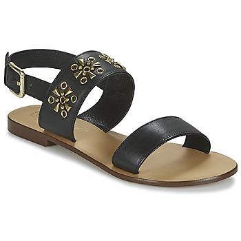 Sapatos Mulher Sandálias Betty London IKIMI Preto