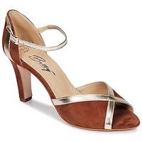 Sapatos Mulher Sandálias Betty London IFLORE Castanho