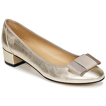 Sapatos Mulher Escarpim Betty London IRAFONE Ouro