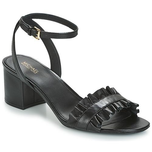 Sapatos Mulher Sandálias MICHAEL Michael Kors BELLA FLEX MID Preto