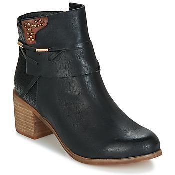 Sapatos Mulher Botins Elue par nous BEGINE Preto