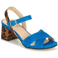 Sapatos Mulher Sandálias Fericelli IMOLGA Azul