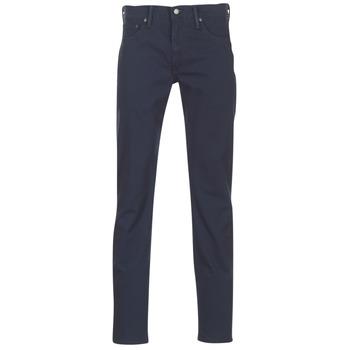 Textil Homem Calças Levi's 511™ SLIM FIT Azul / Escuro
