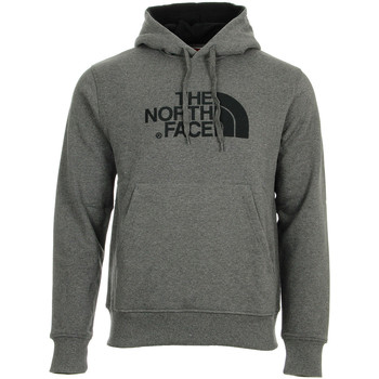 Textil Homem Sweats The North Face Drew Peak Pullover Hoodie Cinza