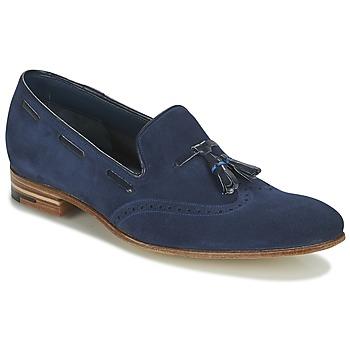 Sapatos Homem Mocassins Barker RAY Marinho