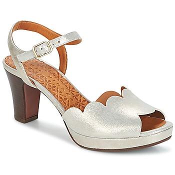 Sapatos Mulher Sandálias Chie Mihara UNDIA Prata