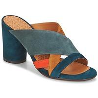 Sapatos Mulher Chinelos Chie Mihara UNIL Azul