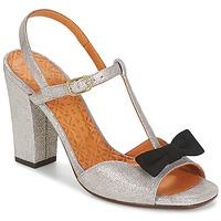 Sapatos Mulher Sandálias Chie Mihara BRAILE Cinza