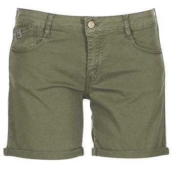 Textil Mulher Shorts / Bermudas Le Temps des Cerises RAIPORT Cáqui