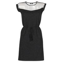 Textil Mulher Vestidos curtos Le Temps des Cerises JURIETO Preto