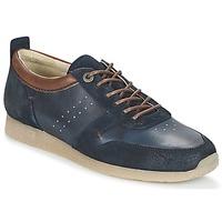 Sapatos Homem Sapatilhas Kickers OLYMPEI Marinho