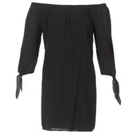 Textil Mulher Vestidos curtos Les Petites Bombes ARIN Preto