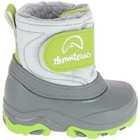Sapatos Criança Botas de neve Elementerre Albox BB Vert Verde