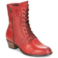 Sapatos Mulher Botins Dkode RONNIE Vermelho