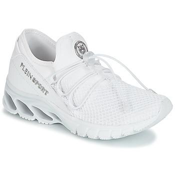 Sapatos Mulher Sapatilhas Philipp Plein Sport KRISTEL Branco