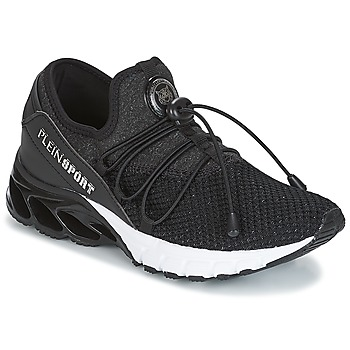 Sapatos Mulher Sapatilhas Philipp Plein Sport KRISTEL Preto