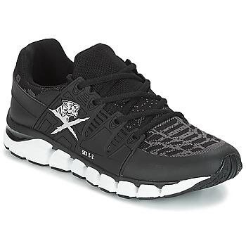 Sapatos Homem Sapatilhas Philipp Plein Sport SUNSHINE IS RISING UP Preto