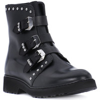 Sapatos Rapariga Botins Cult ROSE BLACK Nero