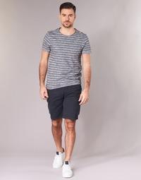 Textil Homem Shorts / Bermudas Schott TROLIMPO30 Marinho