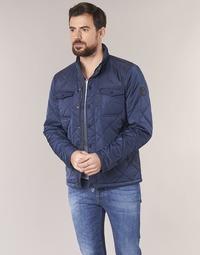 Textil Homem Jaquetas Teddy Smith BOLVO Marinho
