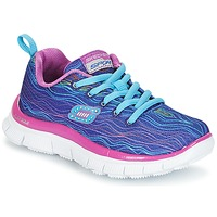 Sapatos Rapariga Multi-desportos Skechers Skech Appeal Prancy Dance Violeta