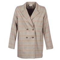Textil Mulher Casacos/Blazers Betty London  Bege