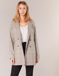Textil Mulher Casacos/Blazers Betty London  Bege